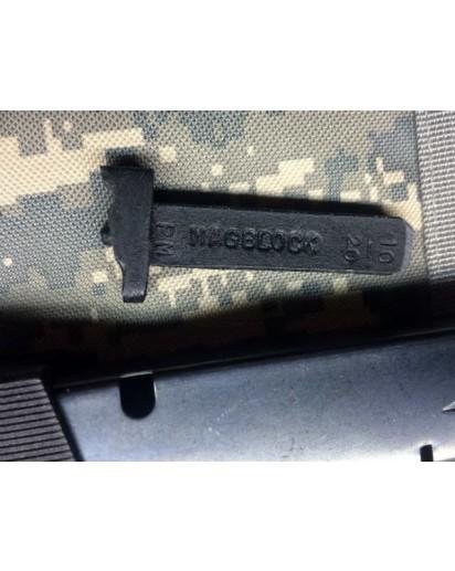 Magblock 10 round limiter for ProMag 20 round Beretta 92 magazines.