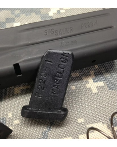 Sig P228 M11 and P229-1 Magblock 10 Round Limiter