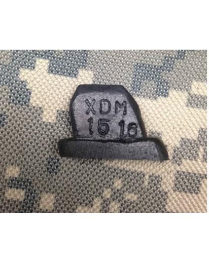 XDM .40 15/16  15 round limiter for 16 round magazines.