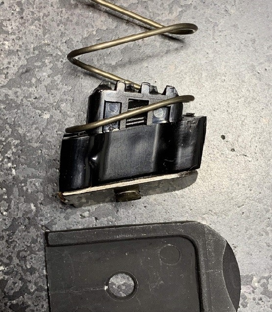 Beretta 84 limiter 10/13 Magazine Capacity Limiter