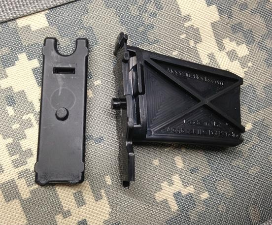 Thermold 10 15 10 Round Limiter For 15 Round Magazines