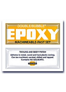Epoxy Machinable- Fast Set