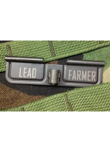 AR Customized Ejection Port / Dust Cover: Lead Farmer