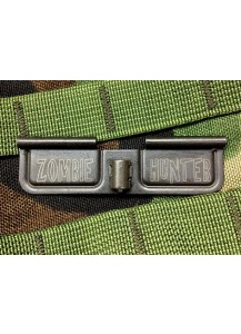 AR Customized Ejection Port / Dust Cover: ZOMBIE HUNTER