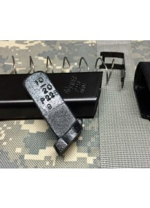 Magblock 10 Round Limiter for 20 Round Sig Sauer P226 Magazines. Please see the photos to be sure your magazines are the same.
