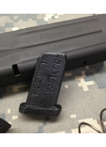 Sig P229-1 Magblock 10 Round Limiter