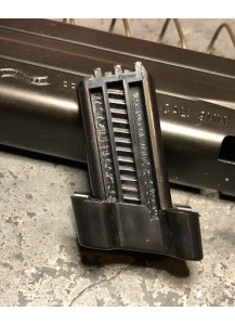 Magblock 10 Round Limiter for the Walther P99 M2 15 round 9mm magazines.
