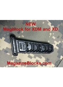 Springfield XDM 9mm 10/19 Magblock 10 Round Limiter