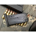 FN Five-Seven Mgblock 10 Round Limiter. Fits FN Five-Seven 20 round magazines.